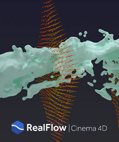 Realflow for Cinema 4D